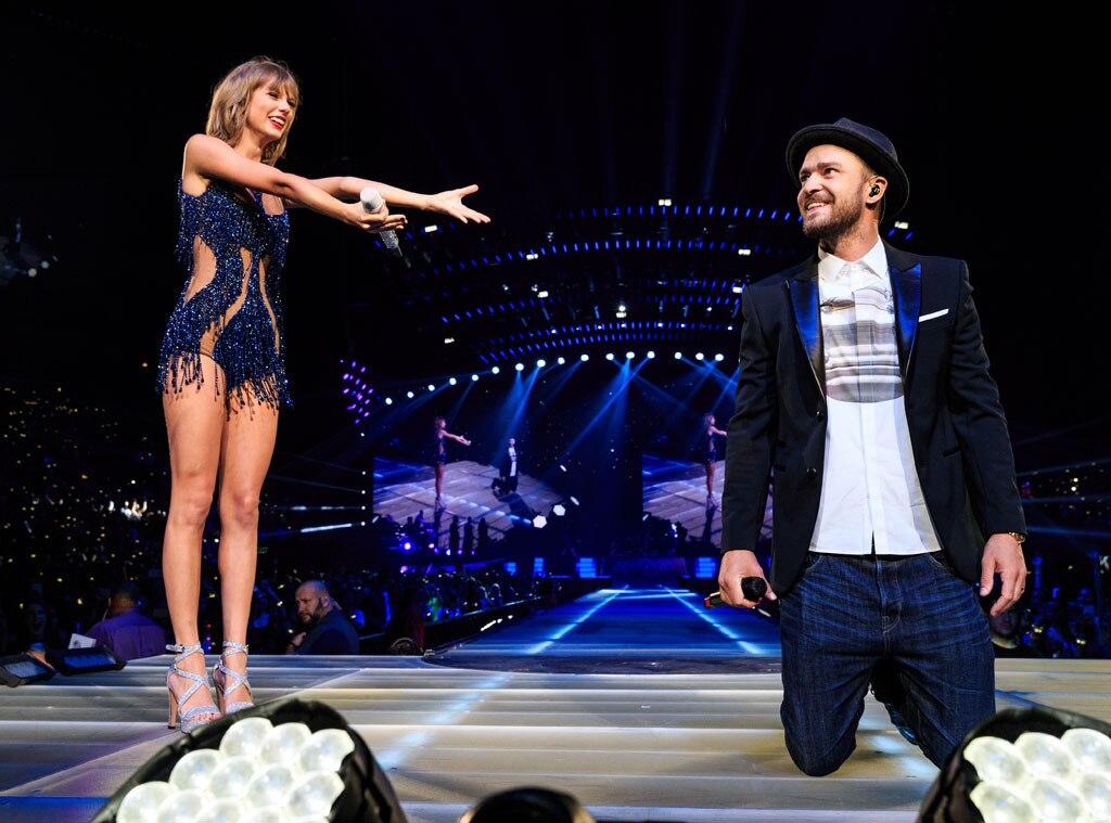 Taylor Swift, Justin Timberlake