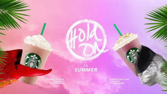 New Starbucks flavors