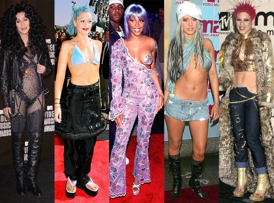 Worst Dressed Ever at the VMA's