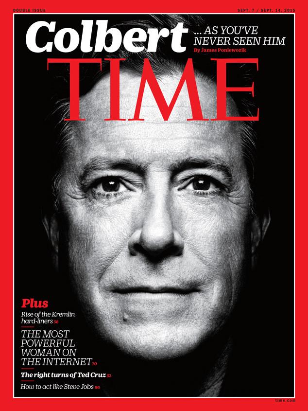 Stephen Colbert, TIME