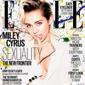 Miley Cyrus, ELLE UK