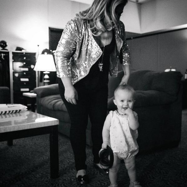 Kelly Clarkson, River Rose Blackstock, Instagram