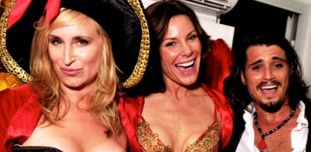 Celeb Drama Hub, Real Housewives Trips, NYC, St. Barth's