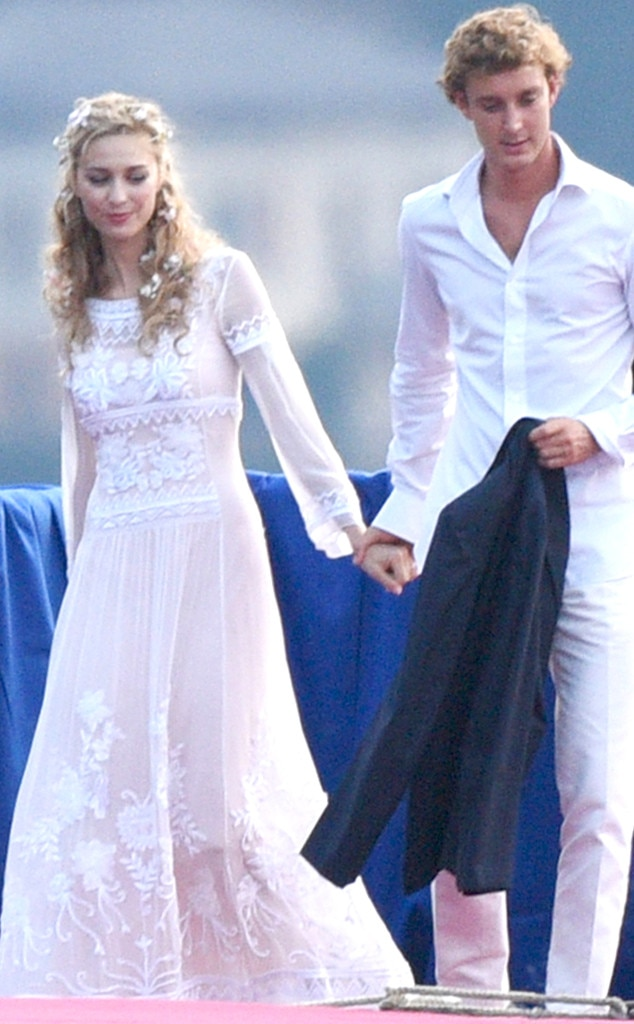 Beatrice Borromeo, Wedding Dress