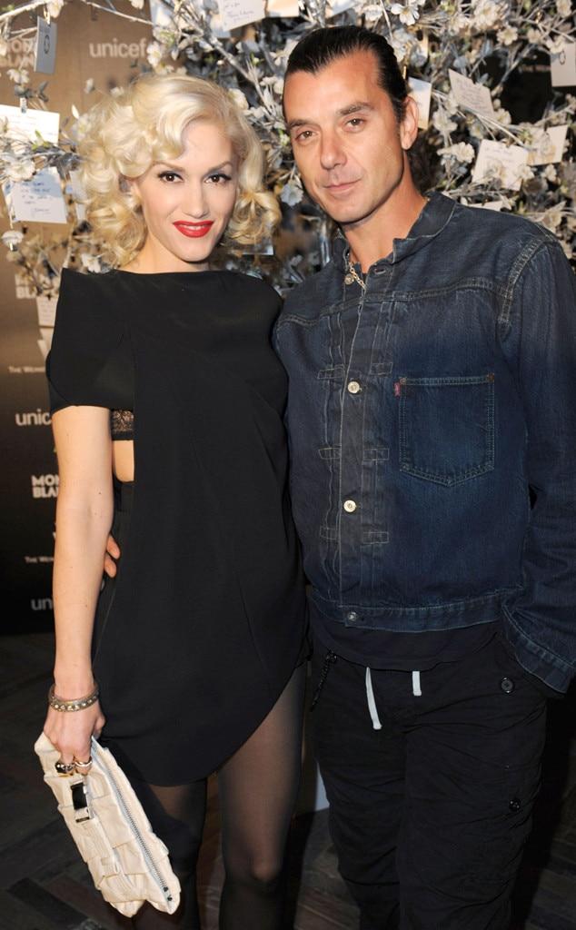 Gavin Rossdale, Gwen Stefani, 2010