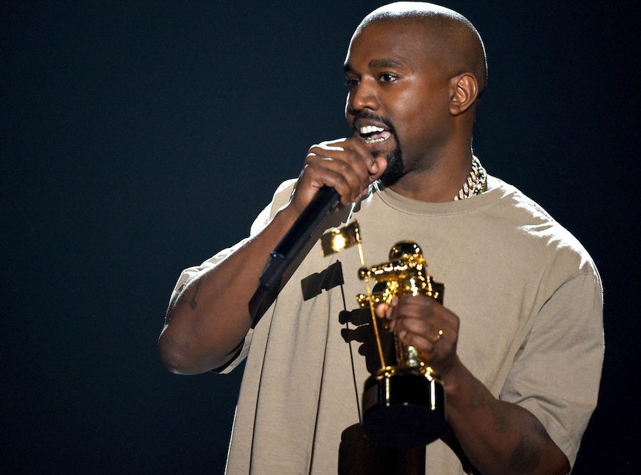 Kanye West, 2015 MTV Video Music Awards, VMA