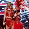 Taylor Swift, Nicki Minaj, 2015 MTV Video Music Awards, VMA