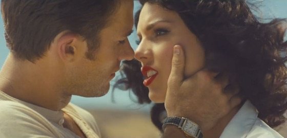 Taylor Swift, Scott Eastwood, Wildest Dreams