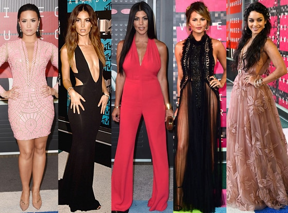 Best Dressed, 2015 MTV Video Music Awards, VMA