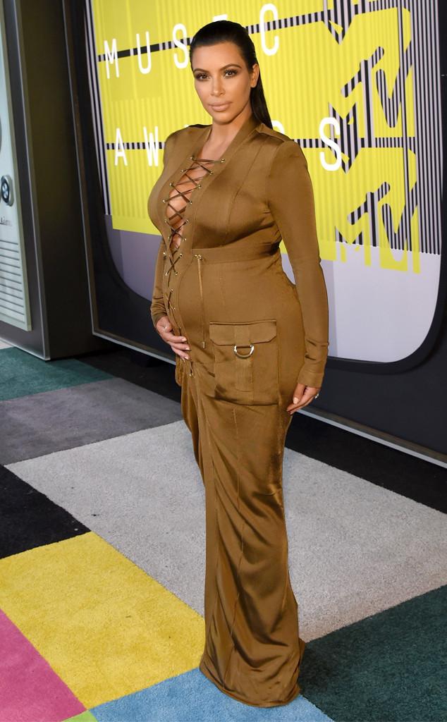 Kim Kardashian, 2015 MTV Video Music Awards, VMA