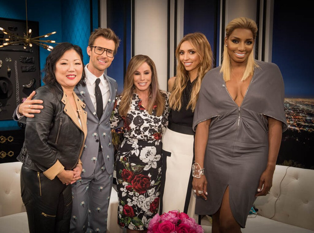 Fashion Police Cast