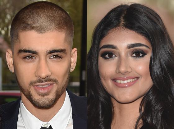 Who is zayn malik currently dating