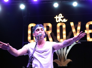 All Time Low, Grove Concert Series