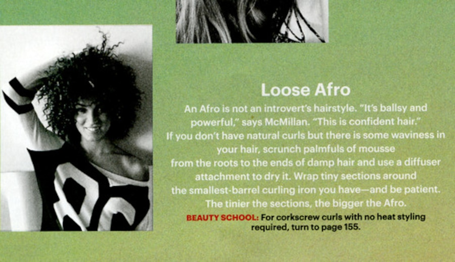 Allure Afro Controversy