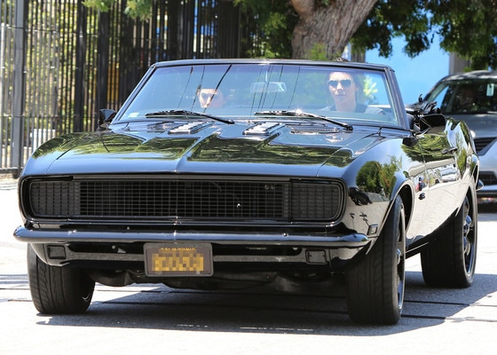 Kendall Jenner Has A Badass New Car Check Out Her Vintage