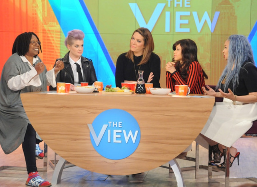 The View, Kelly Osbourne