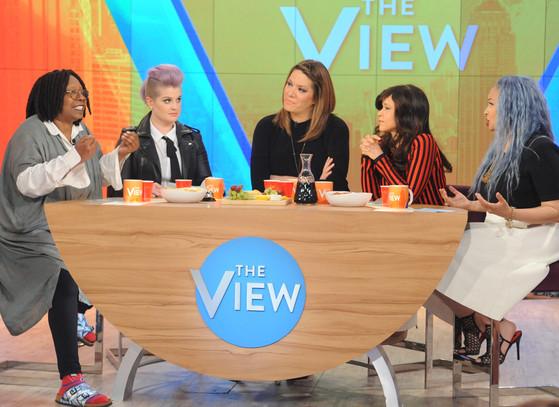 The View, Kelly Osbourne