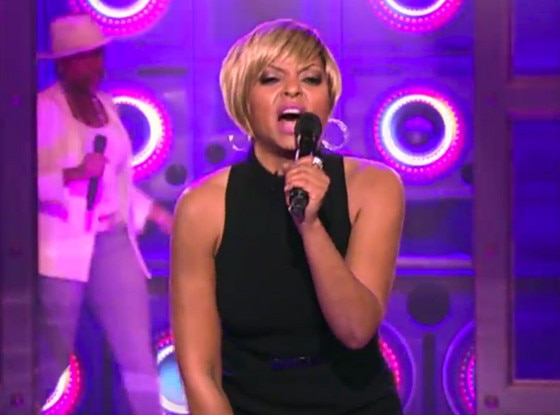 Taraji P. Henson, Lip Sync Battle