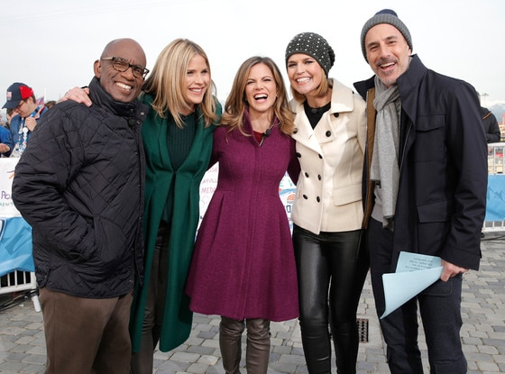 Today Show, Olympics