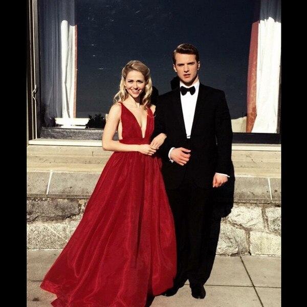 Freddie Stroma, Johanna Braddy, Instagram
