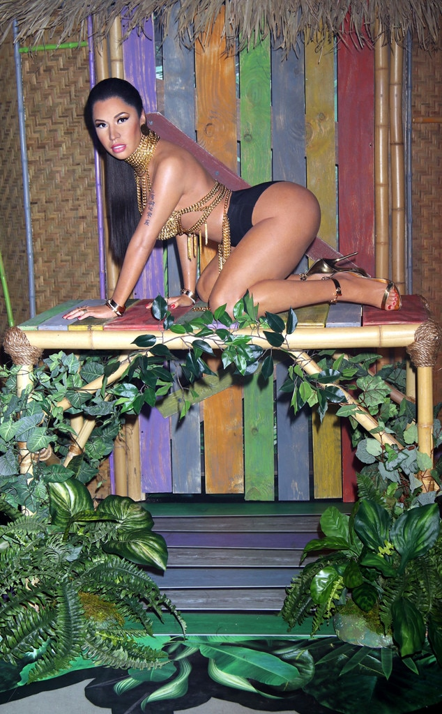 Nicki Minaj, Wax Figure