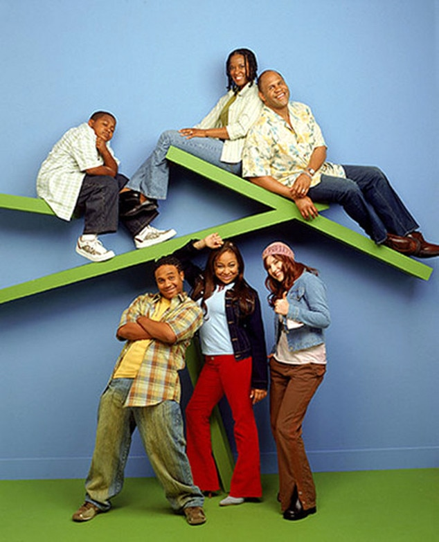 That's so  Raven, Cast