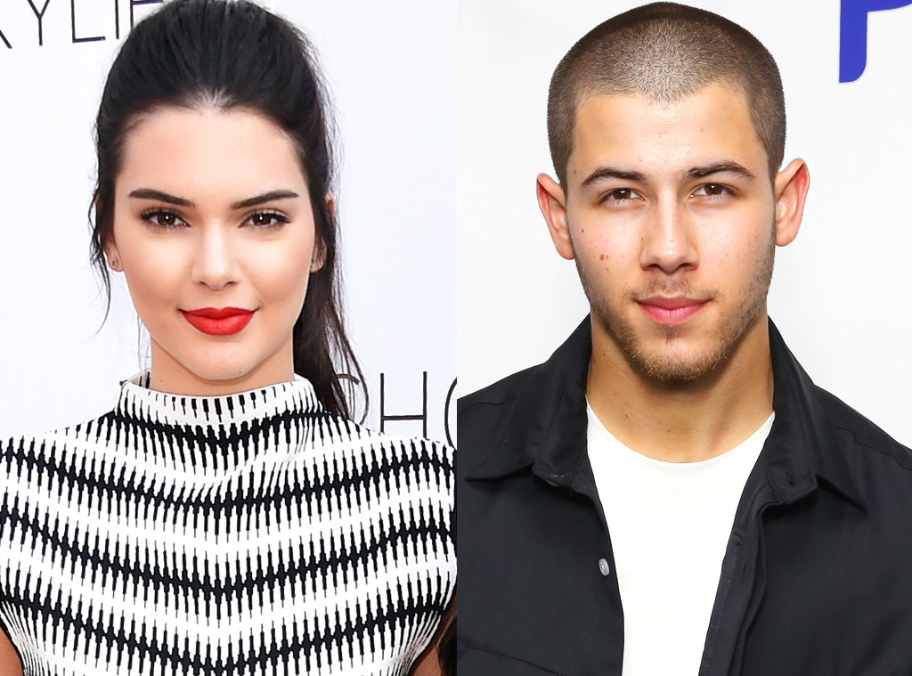 Kendall Jenner, Nick Jonas