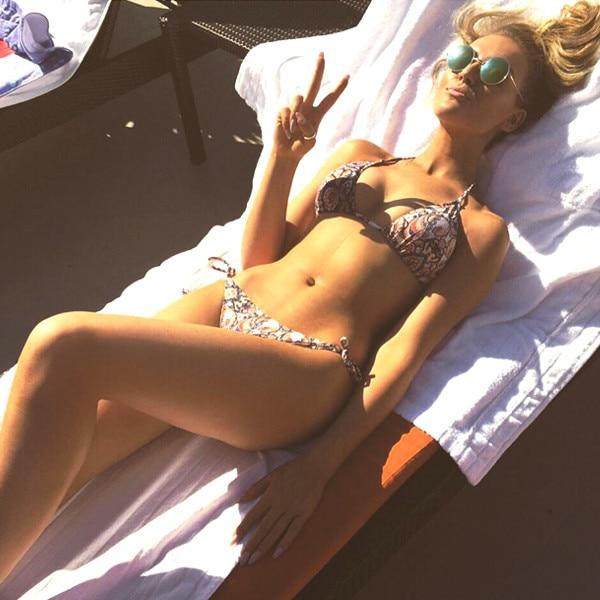 Perrie Edwards, Bikini