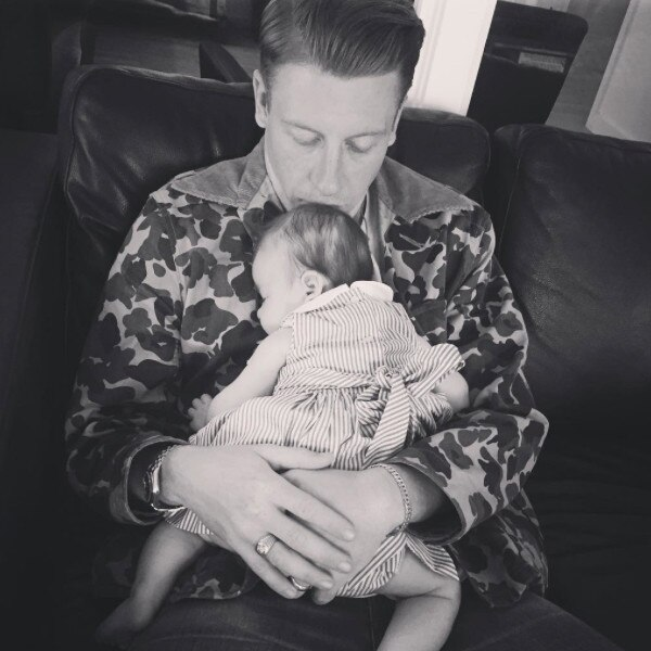 Macklemore, Baby Instagram
