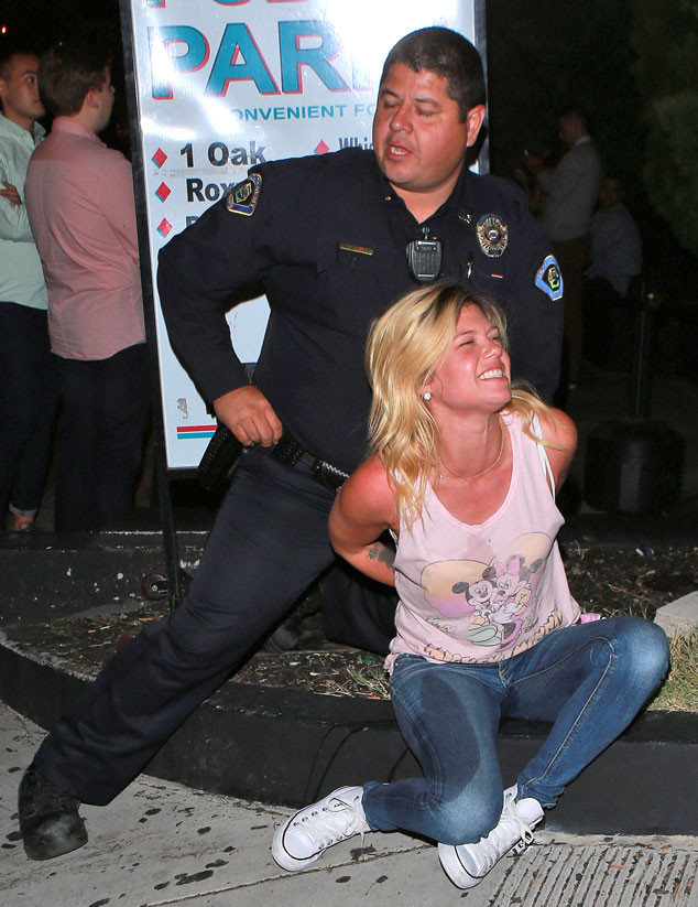 Chanel West Coast Arrested for Battery, Shares Photos of ...