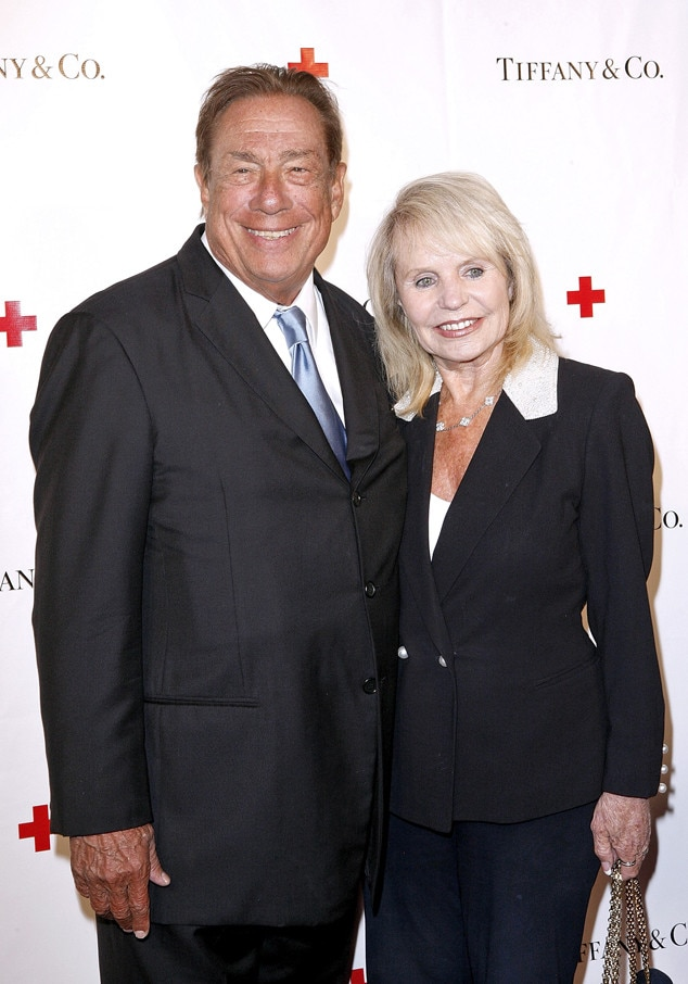 Donald Sterling, Shelly Sterling