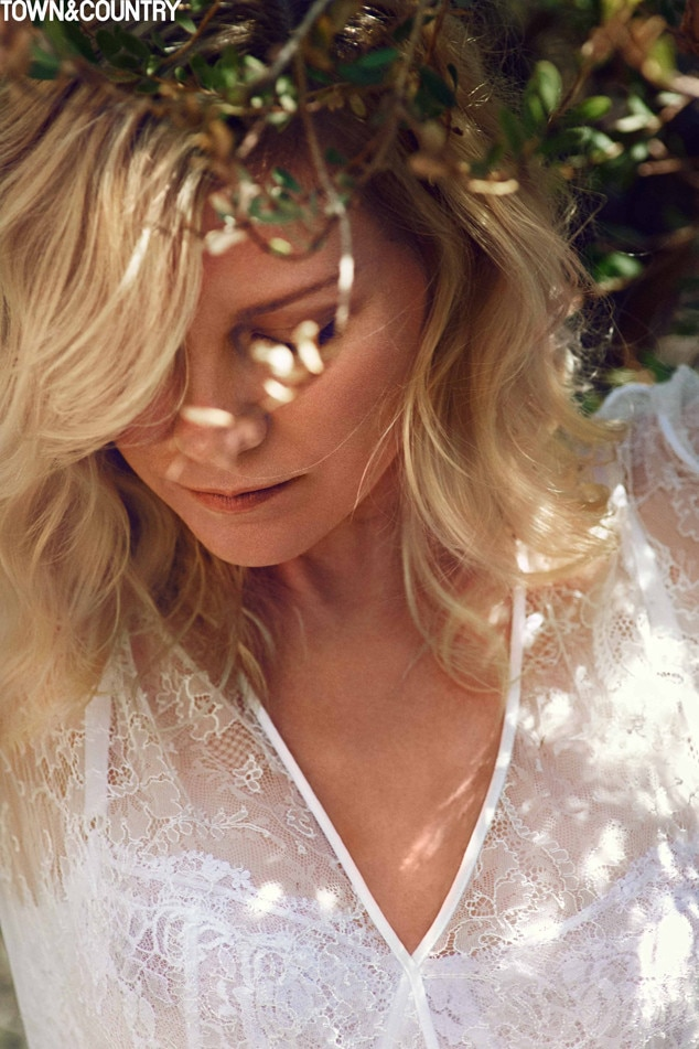Kirsten Dunst, Town & Country