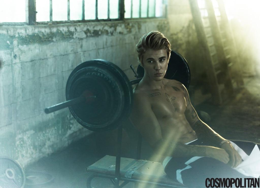 Justin Bieber, Cosmopolitan