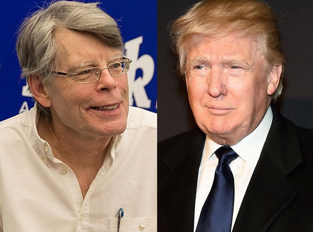 Stephen King, Donald Trump