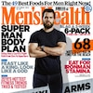 Henry Cavill, Men's Health UK