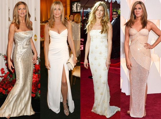 Jennifer Aniston's Wedding Dress—What We Think The Bride