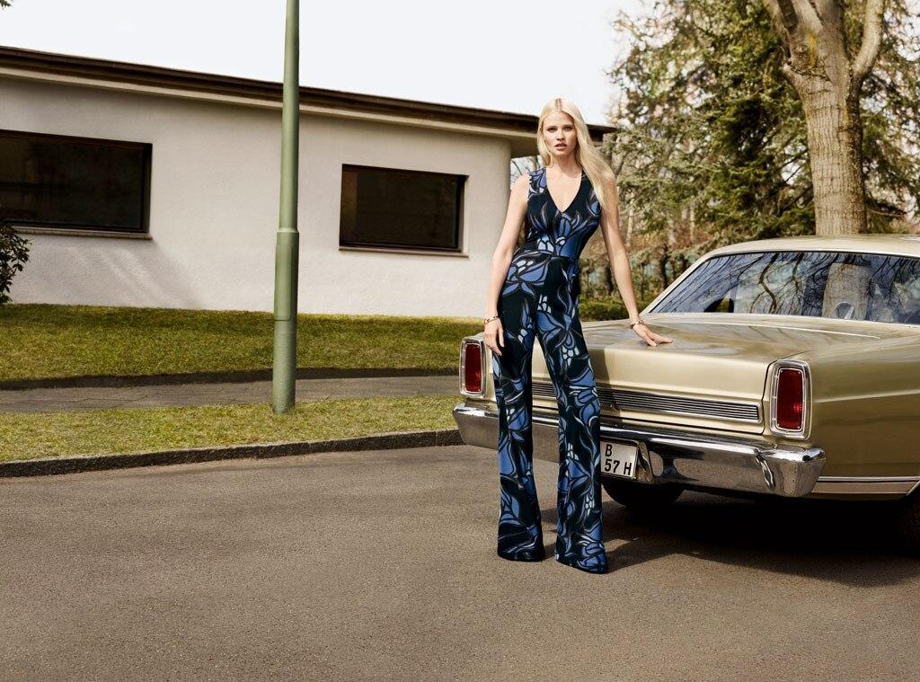 Lara Stone for H&M