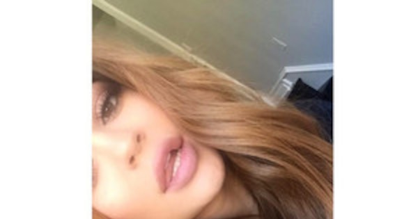 Kylie Jenner Dyes Hair Honey Blond Or Is It Extensions As Kendall Instagrams Mysterious Booty Shot