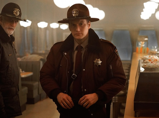 Fargo, Ted Danson