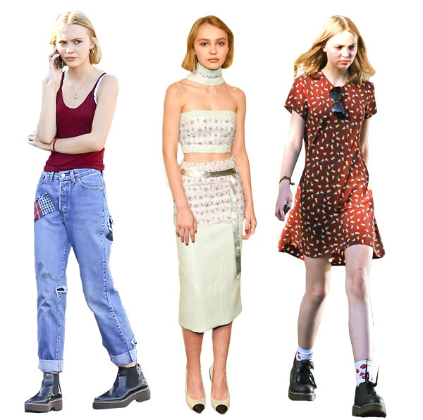 ESC, Next It Girls, Lily-Rose Depp
