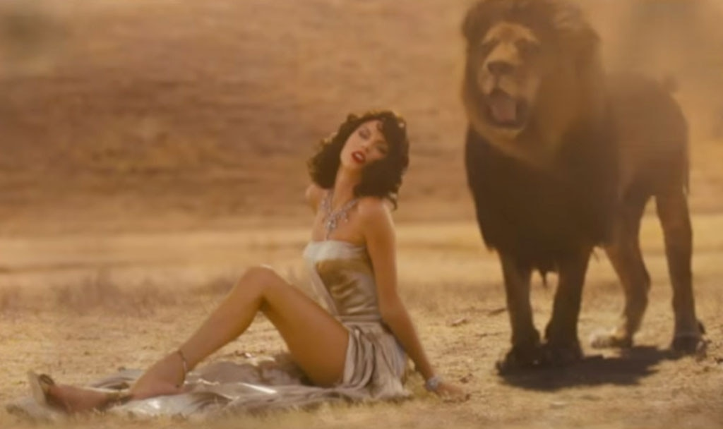 Taylor Swift, Wildest Dreams Video