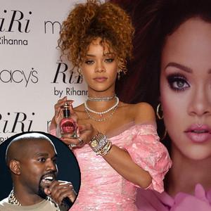 Kanye West, Rihanna
