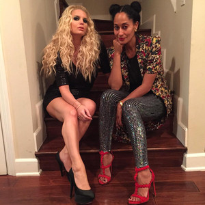 Jessica Simpson, Tracee Ellis Ross
