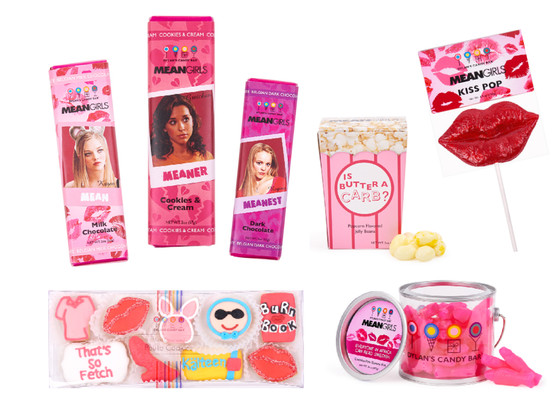 Mean Girls, Dylan's Candy