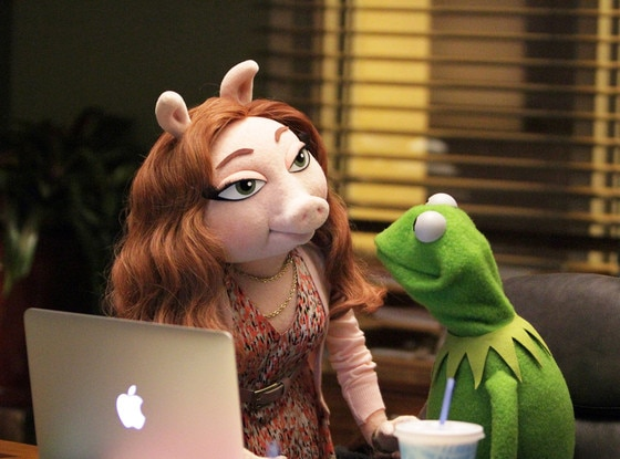 Denise, Kermit the Frog, The Muppets