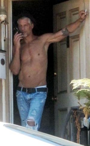Bryan Randall, Sandra Bullock's Boyfriend