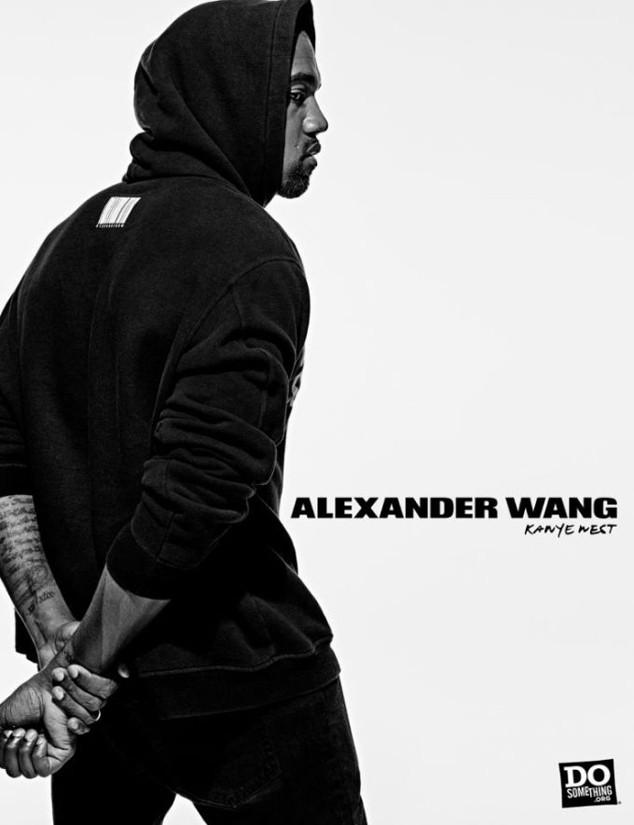 Alexander Wang, DoSomething, Kanye West