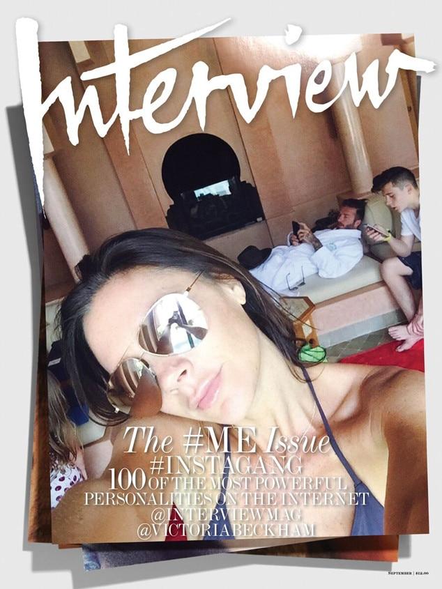 Interview Magazine, Victoria Beckham