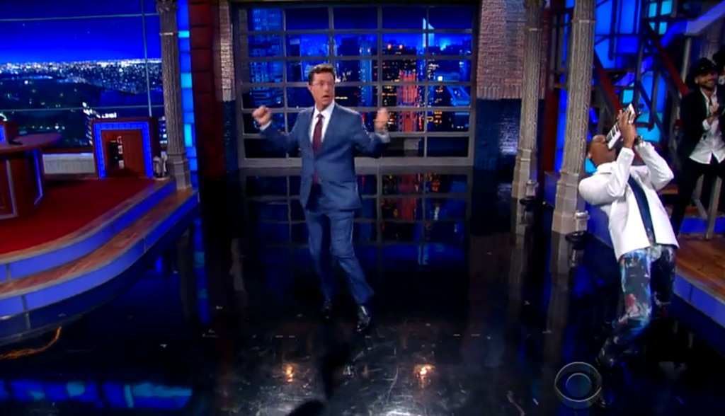 Jon Batiste, The Late Show