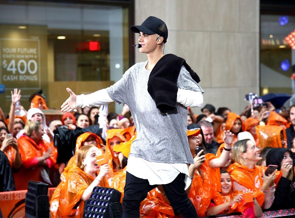 Justin Bieber, Today